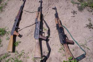 Gözaltındaki DTP'linin evinden silah çıktı.29856