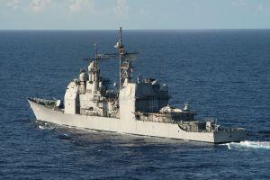 Amerikan savaş gemisi İstanbul'da.24257
