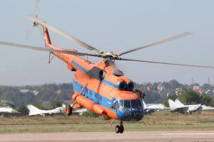 Helikopter kazası Fransa'yı üzdü.10300