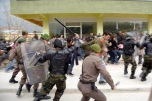 Muğla'da öğrenciler arasında gerginlik.14797