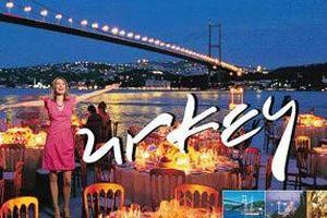 Almanlar'ın tatil için üçüncü tercihi Türkiye.19801