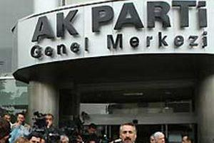 AK Parti MKYK topland�.13270