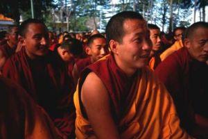 Tibetliler Çin konsolosluğuna saldırdı.13409