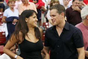Matt Damon ve eşi, 2. çocuklarını bekliyor.13866