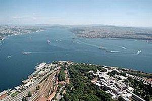 Boğaz'da ve Marmara'da denize girmeyin.14501