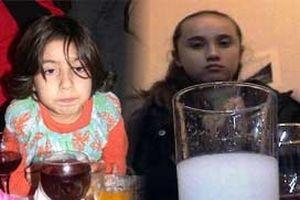 Çocukların önünde içki servisi velileri kızdırdı.13137