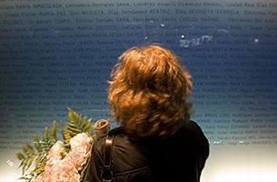 İspanya 11 Mart terör kurbanlarını andı.12973