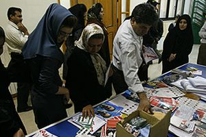 İran'da seçimler.19625