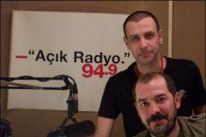 A��k Radyo'dan 5. y�l �zel yay�n�.9877