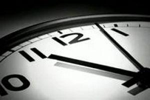 Saatler 1 saat ileri alınıyor.9172