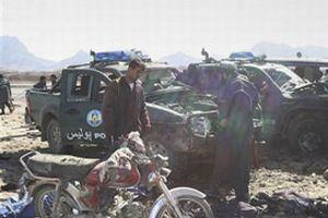 Afganistan'da intihar saldırısı: 8 ölü.13771