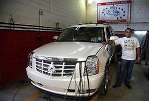 Cadillac marka cipe LPG.15383