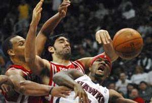 Houston Rockets rekora doğru.15011