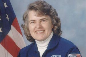 Uzay kaşifi kadın astronot ODTÜ'de.9347