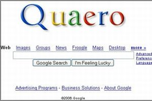 Avrupa �lkeleri Google'a rakip arama motoru yapt�.10979
