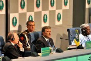 Abdullah Gül, İKT toplantısında önemli mesajlar verdi.13731