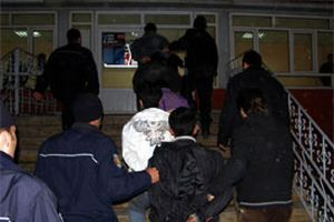 Samsun'da PKK operasyonu: 10 gözaltı.12236