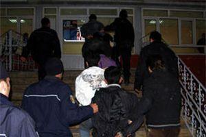 Konya'da tapu operasyonu.12236