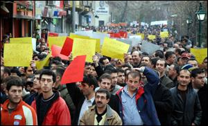 Sosyal G�venlik Reformu'na kar�� 1 Nisan'da eylem var.68192