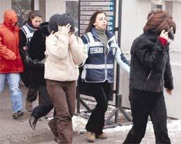 Sivas'ta ki sağlık operasyonunda 78 kişi gözaltına alındı.13713