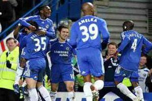 Chelsea takımı İstanbul'a geldi.18080