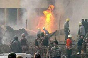 Kerkük'te patlama 5 polis ağır yaralı.10587