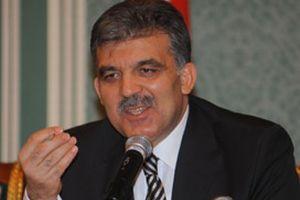 Mahkeme heyeti Abdullah Gül konusunda uzlaşamadı.8832