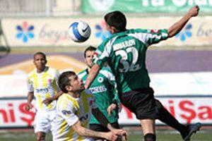 Fenerbahçe 4-1 bitirdi.15587