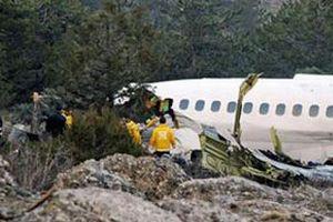 Isparta'daki uçak kazasının nedenleri.17242