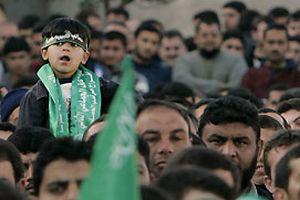 Hamas hainleri affetmiyor.13439