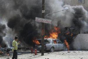 Irak'ta bombalı saldırı: 8 ölü.10734
