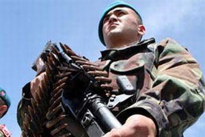 Şırnak'ta, 'bordo bereliler' 4 gündür operasyonda.14436