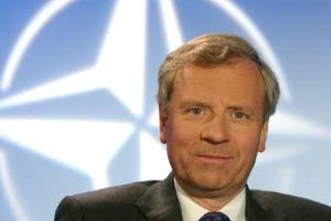 NATO da Rusya'y� su�lad�.8703