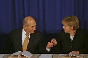 Bütük Almanlar Merkel'le 'gurur' duyacak!.8263