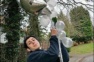 Oyuncak balon tehlike saçıyor!.21242