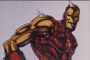 'Iron Man' beyazperdeye uyarlandı.12400