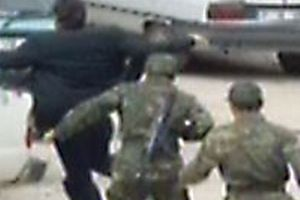 Jandarma esas duruma geçince mahkum kaçtı.9387