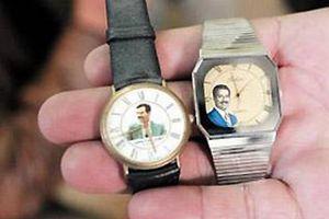 Saddam saatleri yok satıyor!.11386