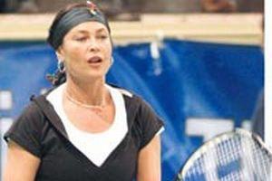 Avşar ile Gerçeker tenis maçı yapacak.11219