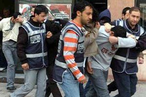 Kars'ta 5 terör örgütü tutuklaması.17808