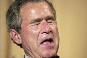 Bush: İran barış için tehdit.9314