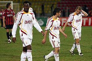 Gençlerbirliği, Ankara'da Galatasaray'ı tek golle devirdi.18792