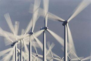En büyük rüzgar santrali Çatalca'da.24862