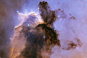 Güneş sistemimize benzeyen bir galaksi keşfedildi.12246