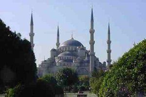 Obama Sultanahmet'e hayran kaldı.11159