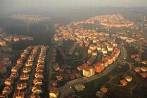 Acaristanbul'daki 833 villanın yıkım kararı iptal edildi.13607
