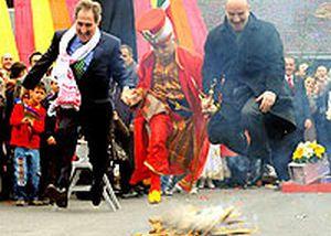 Nevruz Bayramı bugün tüm Türkiye'de kutlandı.20478