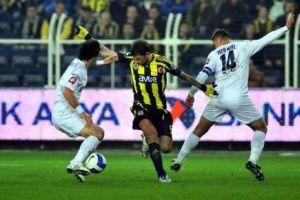 Fenerbahçe: 3 Kasımpaşa: 0.16289