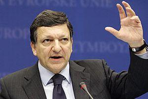 Barroso'dan AB liderlerine: Siyasi krizi aşın.11410