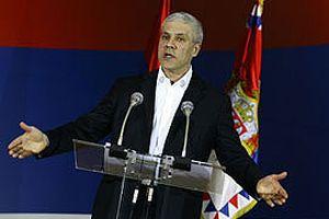 Sırbistan'da seçimleri Tadiç kazandı.10658